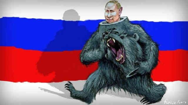 Російський диктатор Путін так нічого і не зрозумів