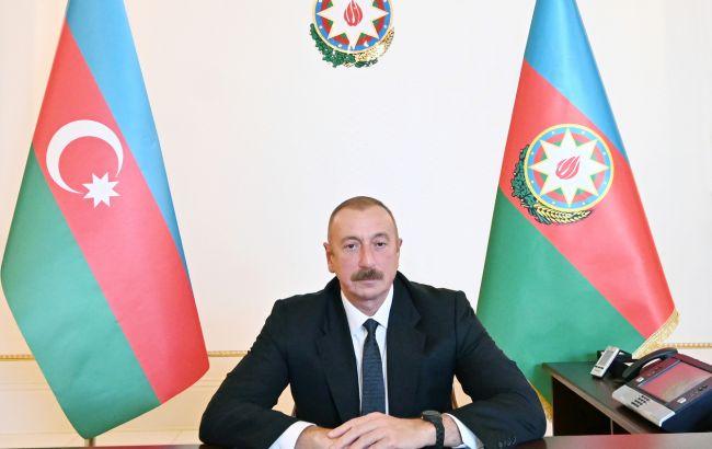 Посередництво Мінської групи щодо Карабаху ні до чого не привело, - Алієв