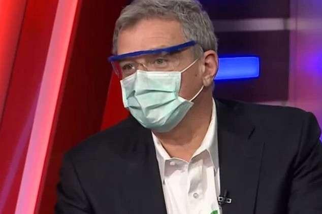 СБУ провела обшуки у медичній лабораторії Пальчевського