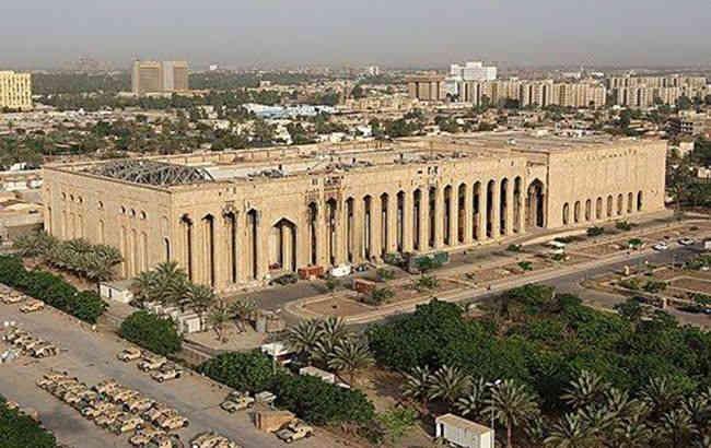 У Іраку стався вибух біля посольства США