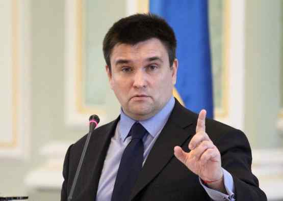 Клімкін назвав ситуацію у Молдові ймовірною загрозою Україні
