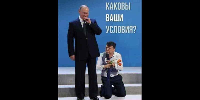 Переговоры с ОРДЛО и коронавирус. Когда Зеленский поедет к Путину за парочкой миллиардов