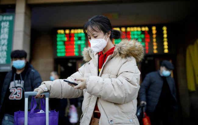 У Китаї кількість хворих коронавірусом перевищила 17 тис. осіб