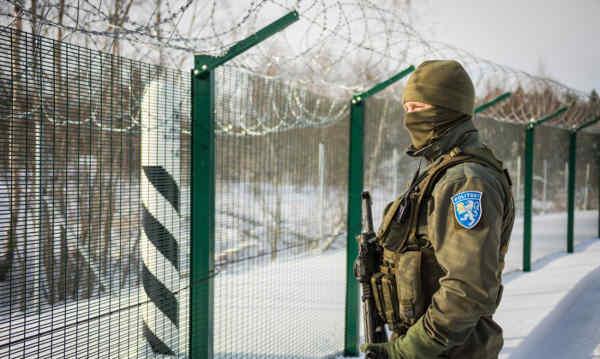 Естонія відгородиться від Московії високотехнологічним парканом