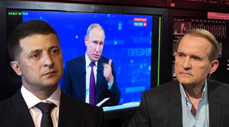 Зеленський і Медведчук змагаються між собою за прихильність Путіна — політолог