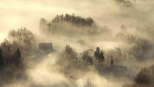 Погода на 13 грудня: мряка та тумани огорнуть України, в деяких областях – дощитиме