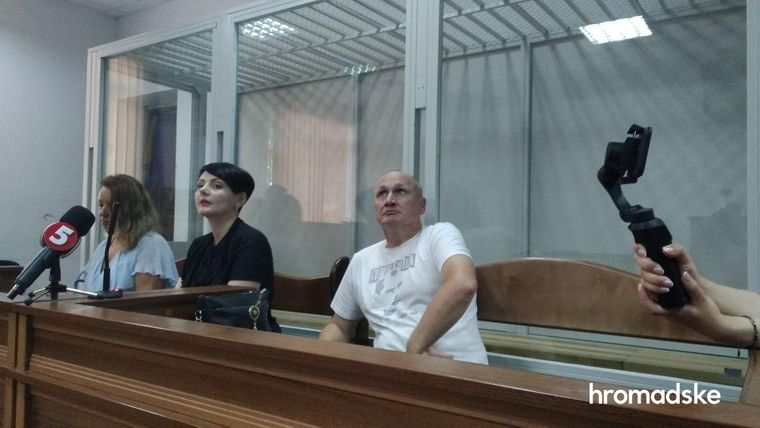 Лідера ОУН Коханівського засудили до двох років ув'язнення через погроми російських банків