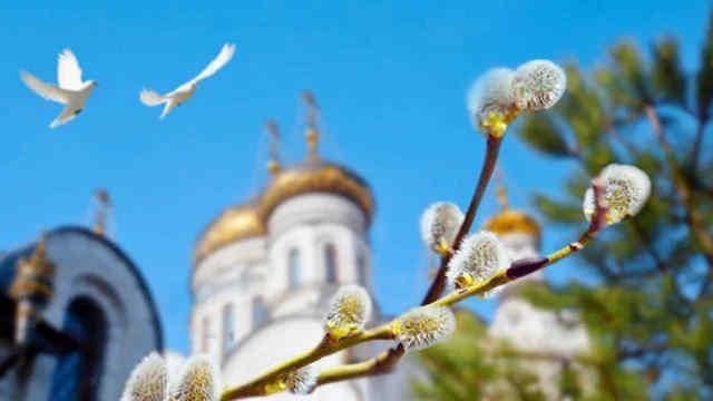 Погода на 12 квітня: у Вербну неділю в Україні буде тепло та сонячно