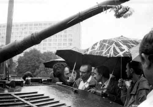 Серпневий путч. Як провалилася остання спроба зберегти СРСР