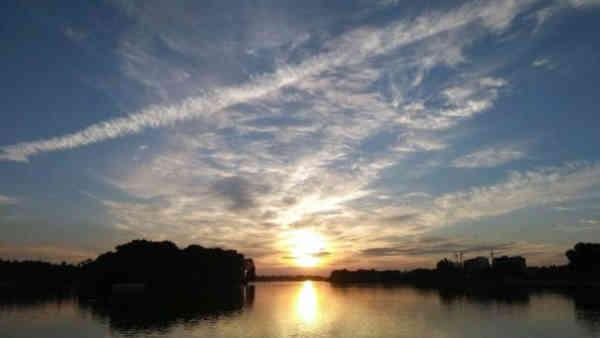Погода на 22 травня: сонце сховається за хмарами, у частині країни – дощі