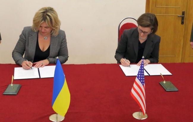 Україна і США підписали протокол про оборонне співробітництво