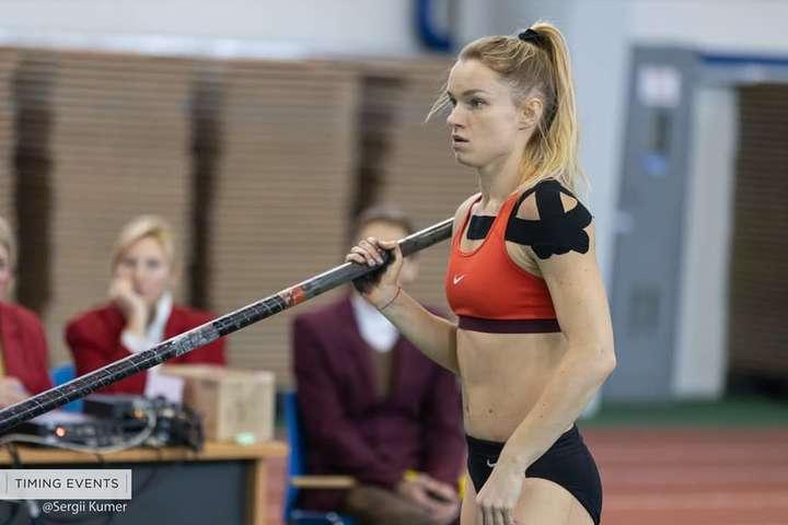 Українські легкоатлети виграли п'ять золотих медалей на чемпіонаті Балканських федерацій