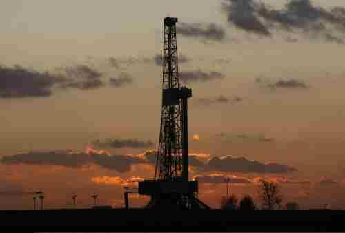 Україна збільшила видобуток газу до 12,2 мільярда кубів