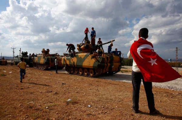 Business Insider: Туреччина і Росія за крок від війни в Сирії