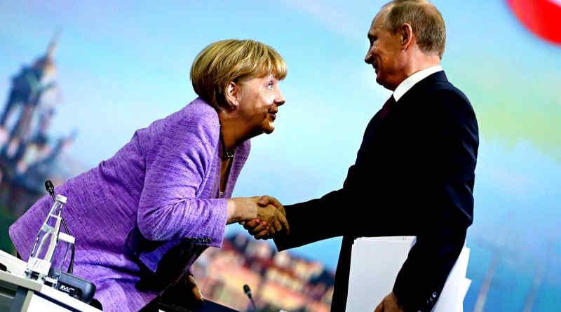 Германия не хочет делать Путину по-настоящему больно за его преступления