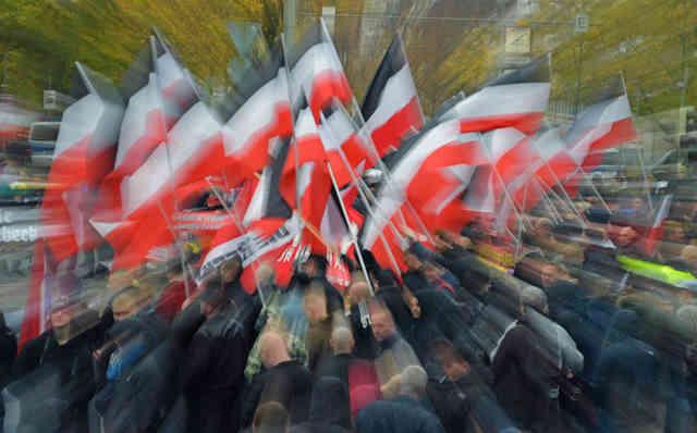 Focus: Німецькі неонацисти навчаються в російських таборах
