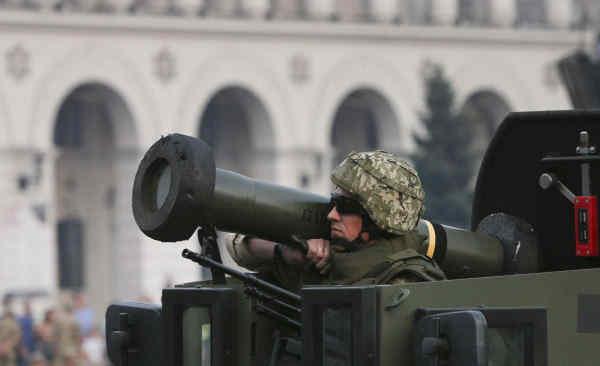 Отримані від США ракети до Javelin надійшли на озброєння ЗСУ, - Міноборони