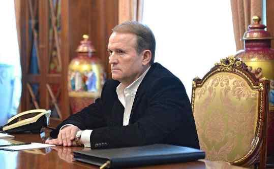 Республіканці в Конгресі запропонували внести Медведчука в чорний список