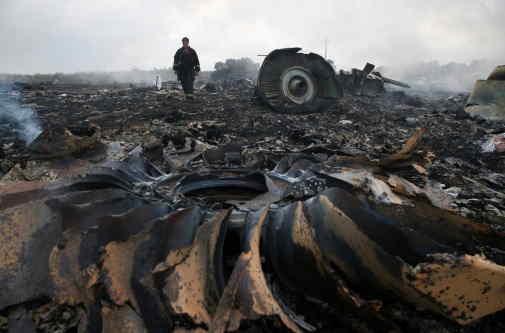 Катастрофа МН17: один з підозрюваних буде свідчити у Гаазі