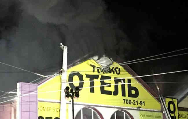 Пожежа в Одесі: ДБР розслідує недбалість працівників ДСНС
