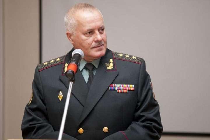 ДБР повідомило про підозру у держзраді начальнику Генштабу ЗСУ часів Януковича
