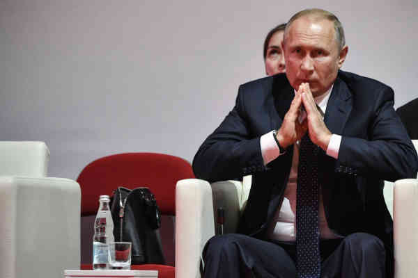 Financial Times: Запрошення Путіна на G7 шкідливе через Україну і Гонконг
