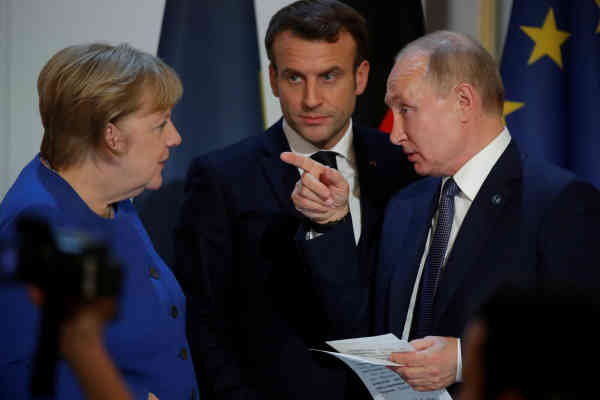 Нормандский саммит был первым и последним с участием Зеленского