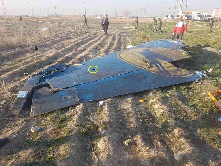 Іран не має наміру віддавати чорні ящики зі збитого літака МАУ