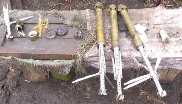 Російські окупанти активніше використовують міни ПОМ-2 з самоліквідацією – Україна в ОБСЄ