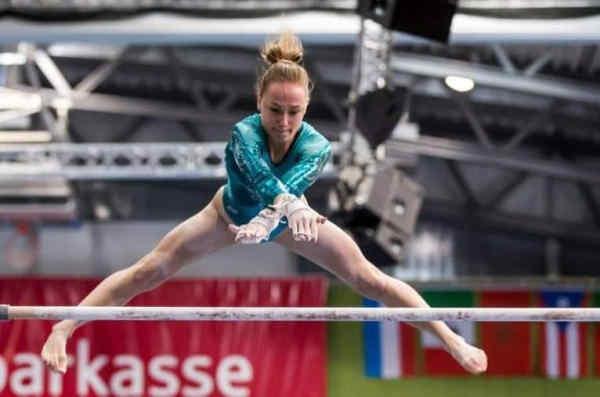 Українка Варинська перемогла на Кубку світу зі спортивної гімнастики