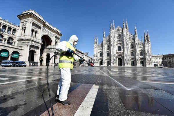 Wall Street Journal: В Італії реальна кількість смертей від коронавірусу більша, ніж каже Рим