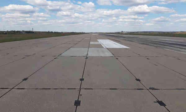 На 15 військових аеродромах до кінця року відновлять штучне покриття