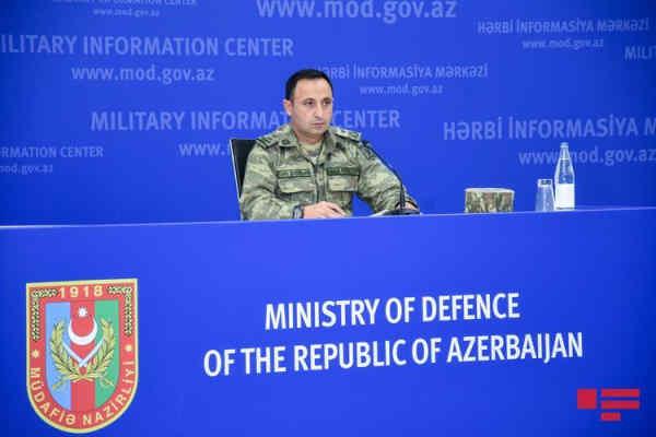 Міноборони Азербайджану: Виведено з ладу до 200 танків, 228 артилерійських установок, 300 систем ППО ЗС Вірменії