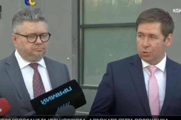 Адвокати Порошенка подають до суду на керівника ДБР за брехню