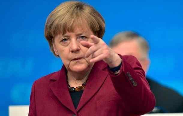 """Меркель про """"хороші"""" відносини з РФ: Реальність інша, ніж хотілося б"""