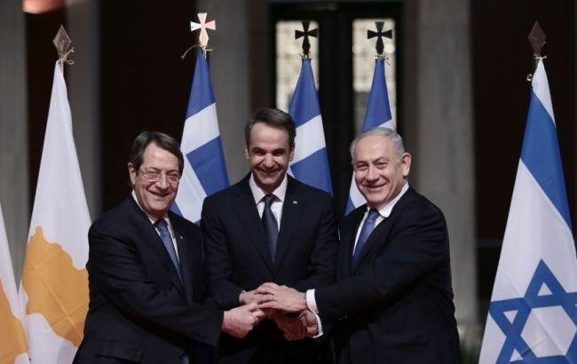 Греція, Ізраїль і Кіпр підписали угоду про газопровід EastMed