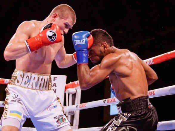 Непереможний український боксер здобув 17 перемогу нокаутом в США