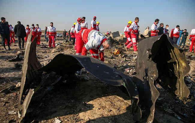 Авіакатастрофа літака МАУ: Іран не збирається віддавати чорні ящики