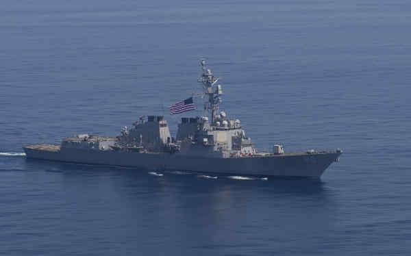Американський ракетний есмінець прямує у Чорне море