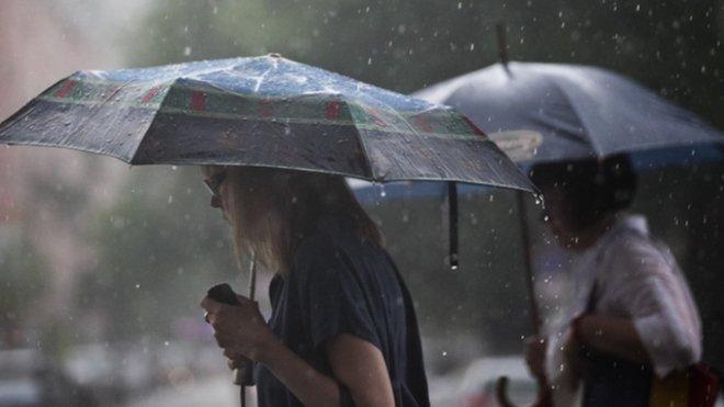 Погода на 20 червня: в Україні буде тепло, але дощитиме і гримітимуть грози