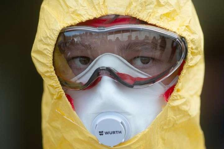 У Китаї виявили хворого на бубонну чуму