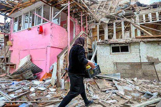 Азербайджан заявив про дев'ятьох загиблих і 34 поранених після ракетного обстрілу Гянджи