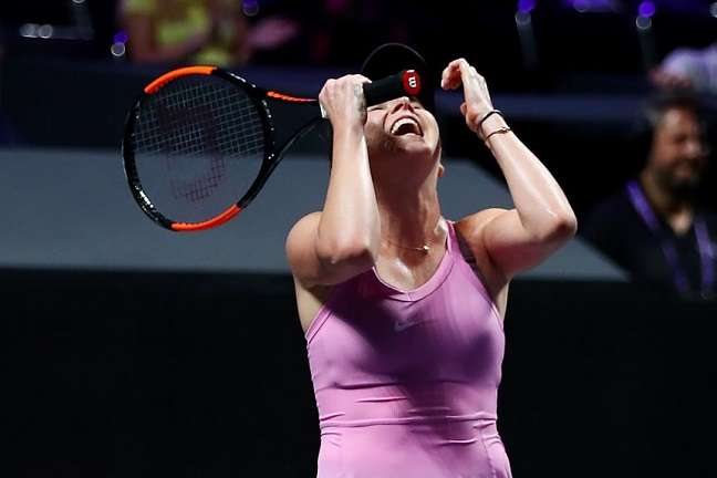 Еліна Світоліна вдруге поспіль вийшла у фінал Підсумкового турніру WTA