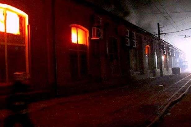 В Одесі горів готель «Токіо Стар»: восьмеро загиблих