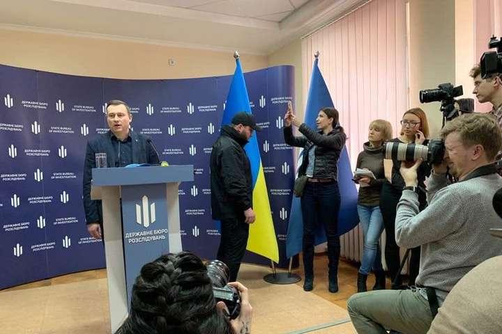 «Європейська солідарність» звернулася в поліцію за фактом застосування сили до Чорновол у приміщенні ДБР