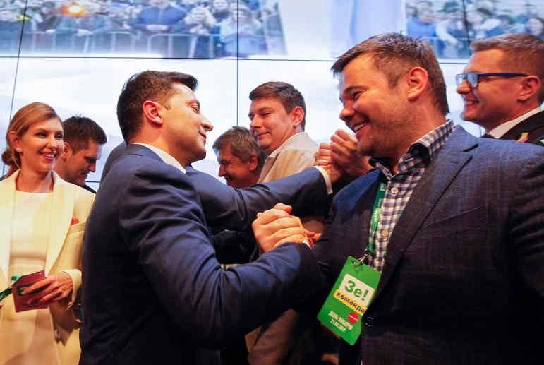 Богдан написав заяву про відставку з посади глави