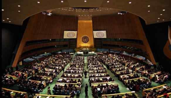 Сьогодні в ООН обговорять ситуацію на окупованих територіях України