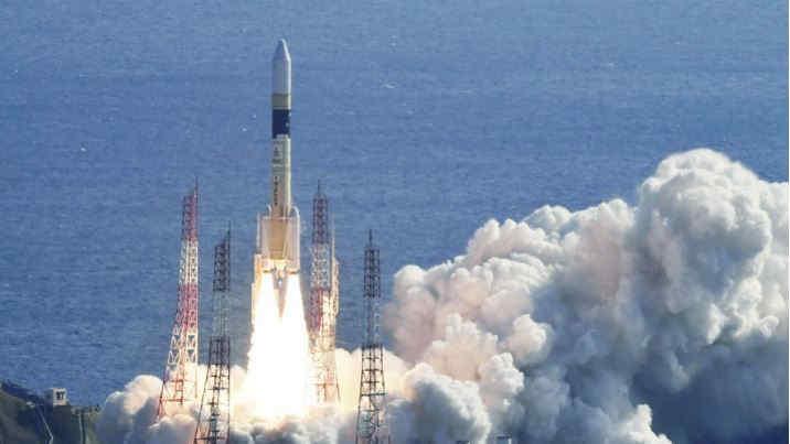 Японія вивела на орбіту супутник-шпигун