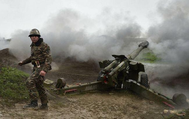 Баку звинуватив Єреван в порушенні перемир'я в зоні карабаського конфлікту