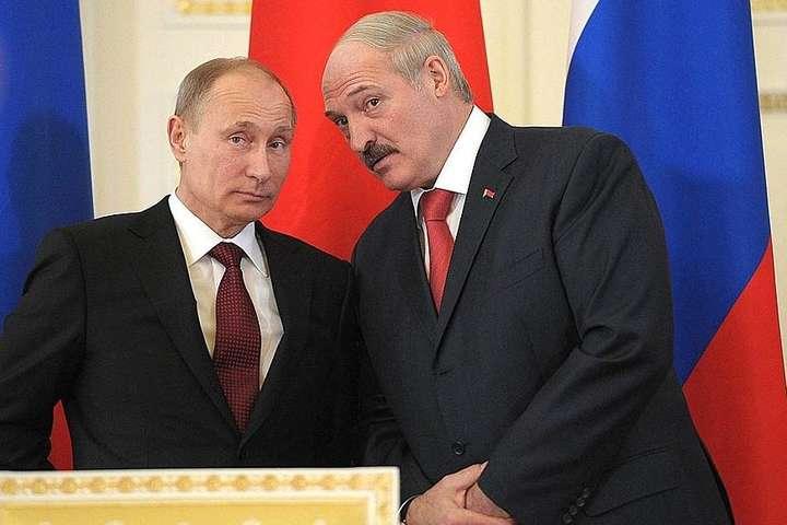 Лукашенко та Путін вирішили далі працювати над розвитком